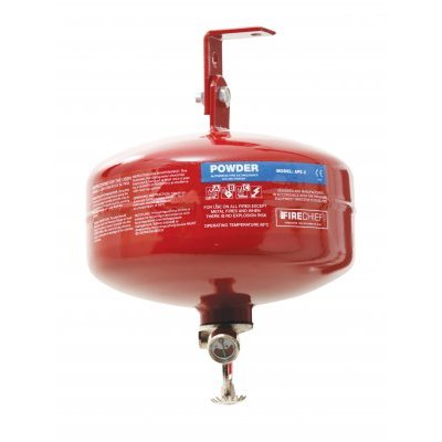 2kg Automatic Powder Extinguisher